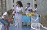Andalucía abre este martes la autocita de la vacuna para personas de 29, 30 y 31 años