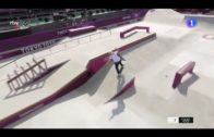 Andrea Benítez, decimoquinta en las Olimpiadas