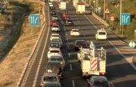 DGT prevé más de un millón de desplazamientos en Andalucía este fin de semana