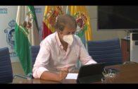 El alcalde destaca la gran inversión en materia hidráulica que recibirá Algeciras