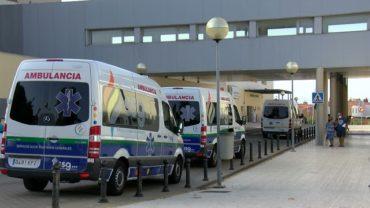 El Hospital Punta Europa registra veinte pacientes covid en planta y dos en la UCI