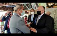 El jerezano Luis Isasi recibe el IV Premio Federico Joly