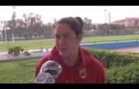 Fátima Rodríguez Rubio, al Europeo de Rugby Playa en Barcelona
