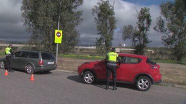 La campaña de velocidad en Algeciras se salda con solo 37 denuncias