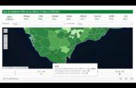 La comarca acumula 132 contagios en 24 horas con bajada de la incidencia en 5 municipios