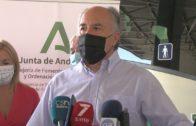 Landaluce lamenta que los ministros no tengan en cuenta a los alcaldes del Campo de Gibraltar