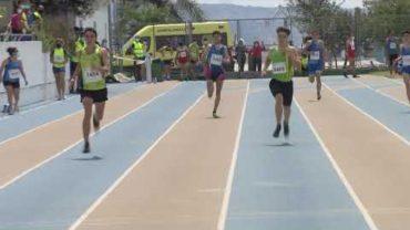 Ocho atletas del Bahía en el nacional sub 18