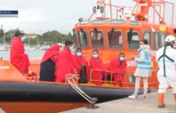 Rescatados 21 inmigrantes en aguas del Estrecho