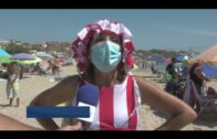 Barrio Vivo realiza una vez más su campaña «Orillas sin colillas»