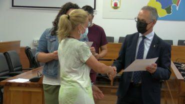 15 Alumnos reciben el diploma de técnico auxiliar en operaciones de descorche en la Mancomunidad