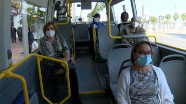 Adelante Algeciras solicita cumplir  los acuerdos con la plantilla de autobuses urbanos