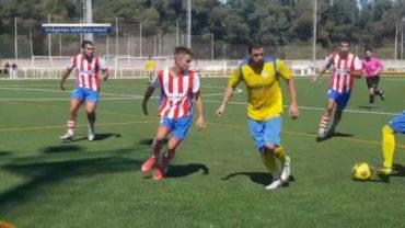 El Algeciras CF B comienza con victoria