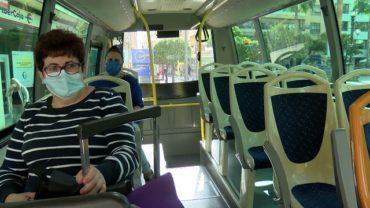 El PSOE apoya a los trabajadores de los autobuses en sus demandas