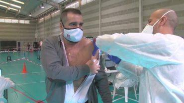 El SAS organiza vacunación sin cita en doce municipios de la provincia incluida Algeciras