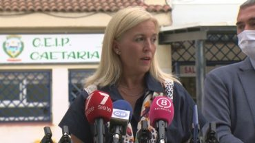 La Junta invierte 1,2 millones en obras en los colegios Caetaria y Puerta del Mar