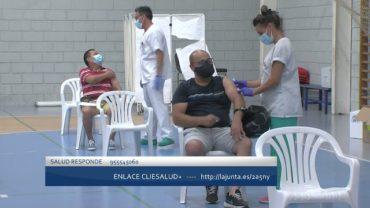 Andalucía comienza la campaña de vacunación de la tercera dosis Covid a mayores de 70 años