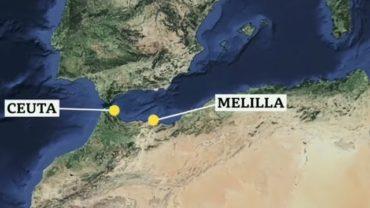 La frontera de Ceuta reabrirá solo para trabajadores transfronterizos