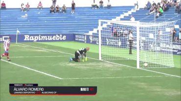 Nueva victoria del Algeciras que golea al Linares en su campo por 0 a 3