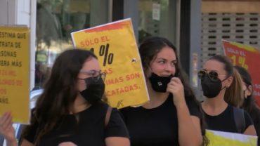 Walk for Freedom reúne a más de un centenar de personas contra la trata de personas